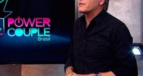 Record cogita mudar formato do Power Couple Brasil
