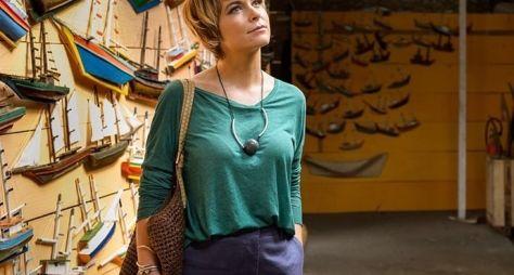 Veja a primeira imagem de Claudia Abreu caracterizada para A Lei do Amor