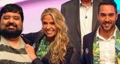 Adriane Galisteu agrada e deve continuar na Fox Sports após Olimpíada