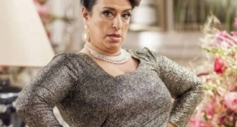 Grace Gianoukas deve estrelar spin-off de Haja Coração