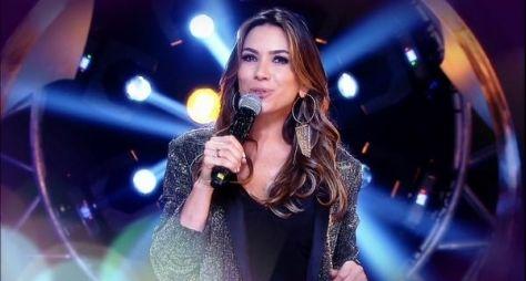 Máquina da Fama: Patrícia Abravanel vai aparecer vestida de Hebe e Sílvio Santos