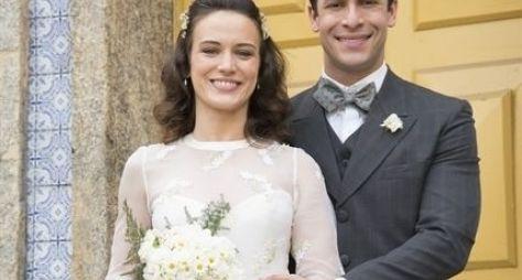 Eta Mundo Bom: Maria se casa com Celso