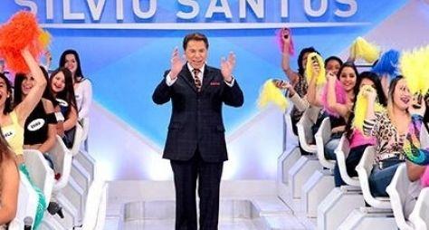 Programa Silvio Santos conquista a vice-liderança isolada