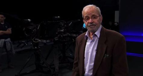 Aos 83 anos, morre o jornalista Goulart de Andrade