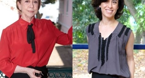 Estreia de Pedro Bial terá Fernanda Montenegro e Fernanda Torres
