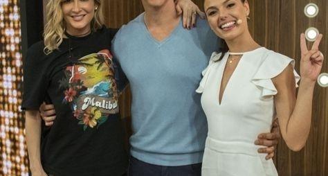 Claudia Leitte e Ísis Valverde são as próximas convidadas do Tamanho Família