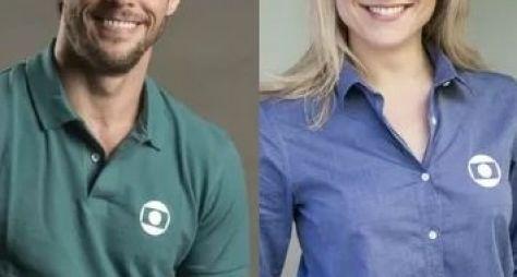 Fernanda Gentil e Flávio Canto são os novos apresentadores do EE
