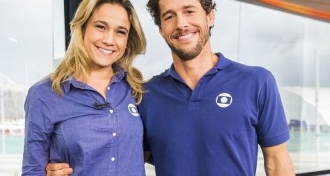 Flávio Canto e Fernanda Gentil assumem o Esporte Espetacular
