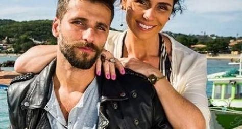Giovanna Antonelli e Bruno Gagliasso vão dar um tempo da TV