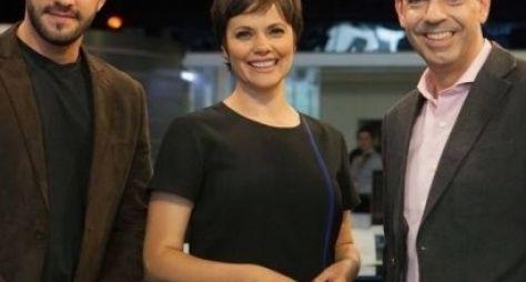 Um mês depois, Ana Paula Couto deixa RedeTV!