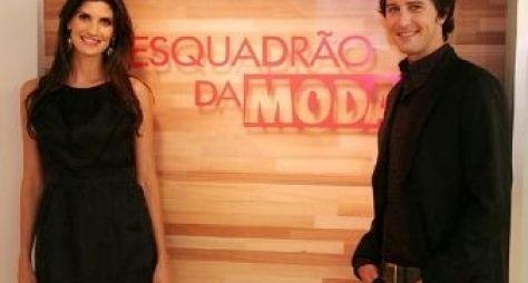No ar há sete anos, o Esquadrão da Moda segue firme no SBT