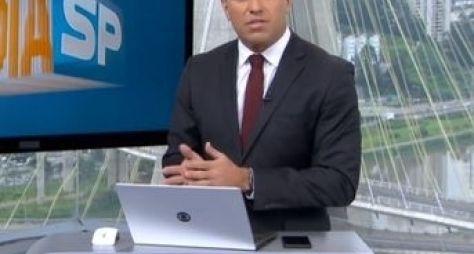 Rodrigo Bocardi entra para o time de apresentadores do JN