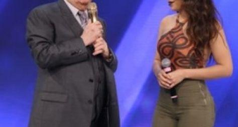 Programa Raul Gil recebe Anitta neste sábado (10)