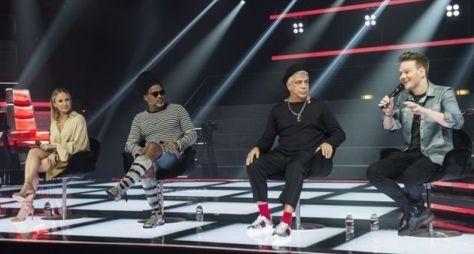 The Voice Brasil: Técnicos soltam a voz no lançamento da 5ª temporada