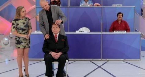 Silvio Santos aparece hipnotizado no programa deste domingo (25)