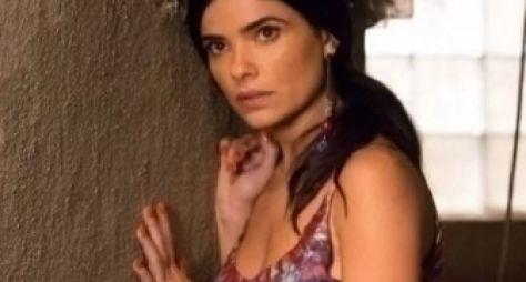 Vanessa Giácomo é reservada para Pega Ladrão