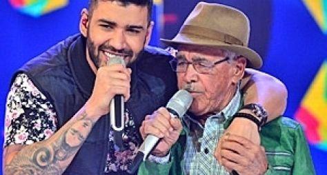 Legendários: Gusttavo Lima vai cantar com o pai pela primeira vez na TV
