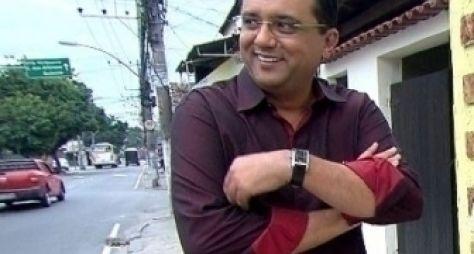 Geraldo Luis teme fracassar no horário nobre da Record
