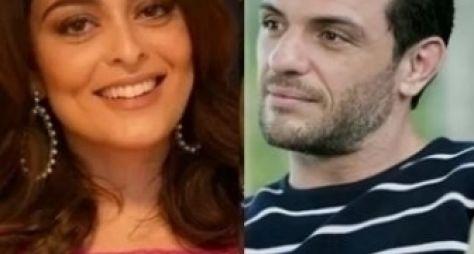 Ju Paes, Lombardi e Paolla Oliveira serão os protagonistas de À Flor da Pele