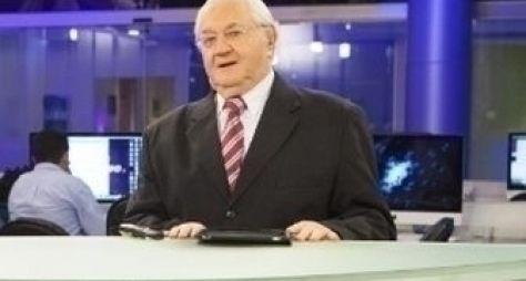 Boris Casoy estreia hoje no Rede TV News