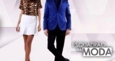 SBT garante mais uma temporada do Esquadrão da Moda