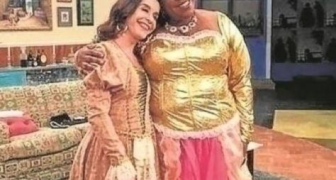 A Escrava Isaura: Lucélia Santos revive personagem no Vai que Cola