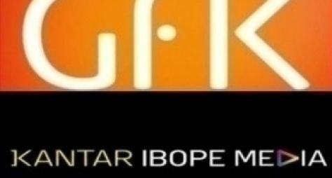 Diferenças entre Ibope e GFK são insignificantes