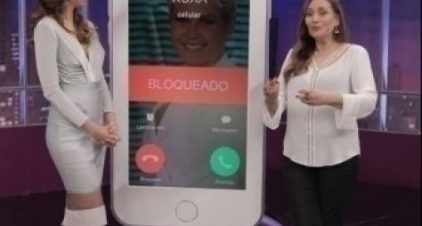 """""""Ela se perdeu pelo caminho"""", diz Sônia Abrão sobre Xuxa"""