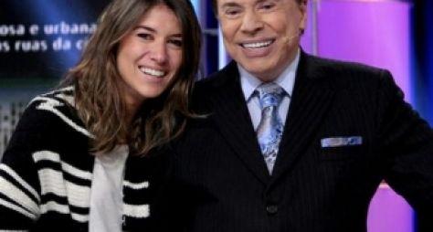 Silvio Santos deve lançar mais uma filha como apresentadora
