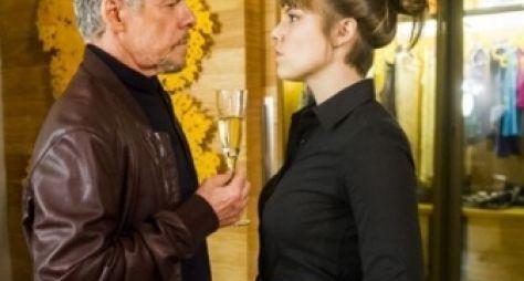 A Lei do Amor: Isabela cai na armadilha de Tião