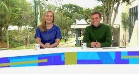 Com Angélica e Luciano Huck, Vídeo Show perde para Record