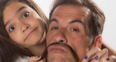 Filha de Leandro Hassum estreia como atriz em A Cara do Pai