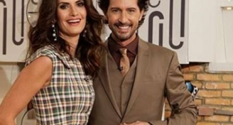 Arlindo Grund e Isabella Fiorentino renovam contrato com o SBT