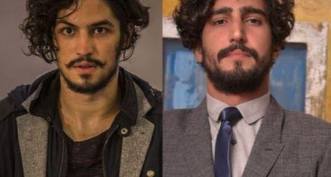 Renato Góes e Gabriel Leone serão irmãos em novela das 23h