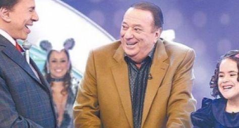 A pedido de Silvio Santos, Raul Gil fica no SBT até fevereiro