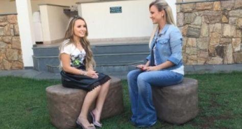 Eliana visita a casa de Larissa Manoela neste domingo (27)