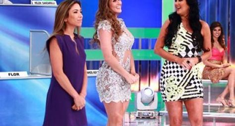 Fantasia: Patrícia Abravanel, Lívia Andrade e Helen Ganzarolli são cotadas