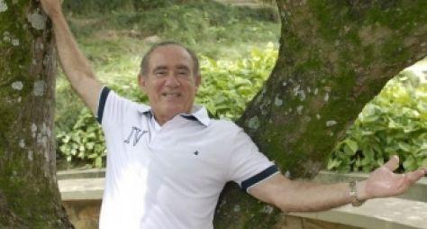 """""""Esquetes novos, mais atuais"""", diz Renato Aragão sobre remake dos Trapalhões"""