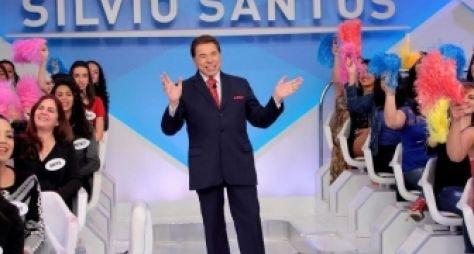 Programa Silvio Santos apresenta o Disputa Musical com famosos