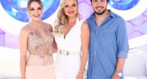 Thaeme &Thiago e Naiara Azevedo participam do programa Eliana