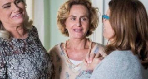 Regina Braga grava A Lei do Amor como personagem deficiente visual