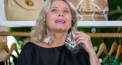 Globo renova com Vera Fischer até 2020