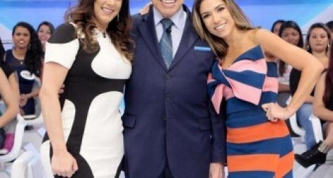 Silvio Santos testa as filhas em especiais de fim de ano