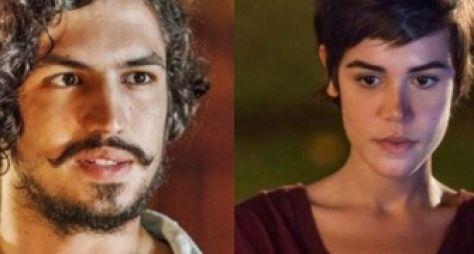 Gabriel Leone e Carla Salle serão irmãos em novela das 23h