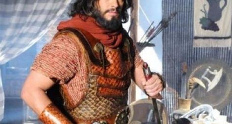 Record negocia novelas bíblicas com TVs estrangeiras