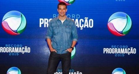 Sergio Marone cobrirá férias de César Filho no Hoje em Dia
