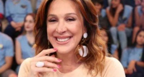 Claudia Raia é disputada na Globo