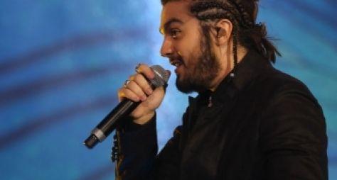 Luan Santana apresentá programa no Multishow