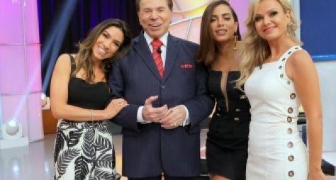 Roda a Roda Jequiti de Ano Novo tem Patricia Abravanel, Eliana e Anitta