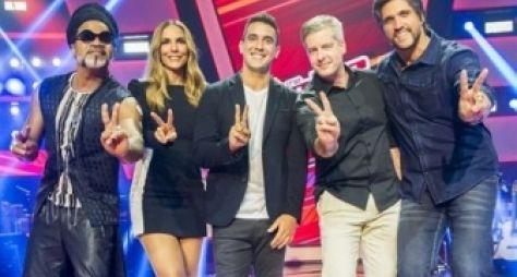 Globo está pronta para a segunda temporada do The Voice Kids